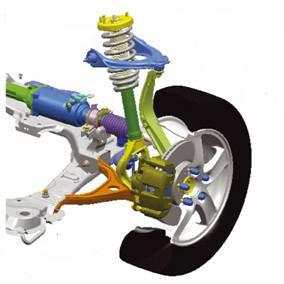 front suspension